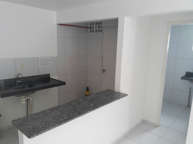 Apartamento de 01 quarto no bancários, com piscina churrasqueira e salão de festas - Foto 4