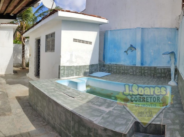 Castelo Branco, Esquina, 3 qts, st, piscina, 400.000, Venda, Casa, João Pessoa - Foto 12
