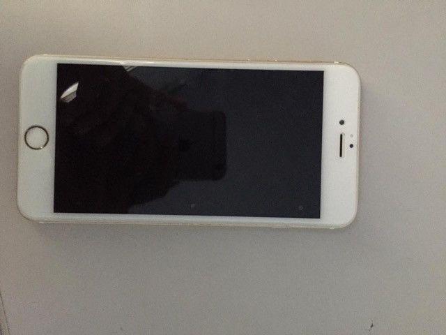 Vendo cel iPhone 6 plus