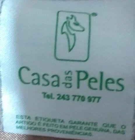 Casaco couro  - Foto 2