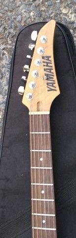 Yamaha RGX Anos 90, instrumento que não precisa de apresentações. - Foto 2