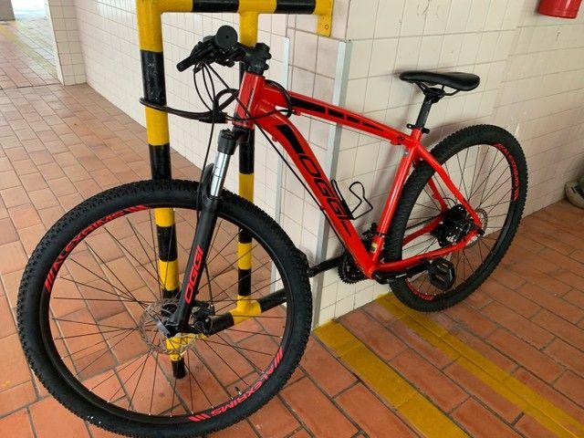 Imperdivel - Super bike Oggi Hacker - Novíssima - Foto 2