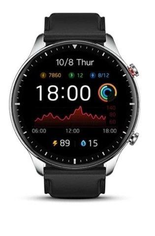 Smartwatch Amazfit GTR 2 (GRÁTIS FONE DE OUVIDO BLUETOOTH) - Foto 5