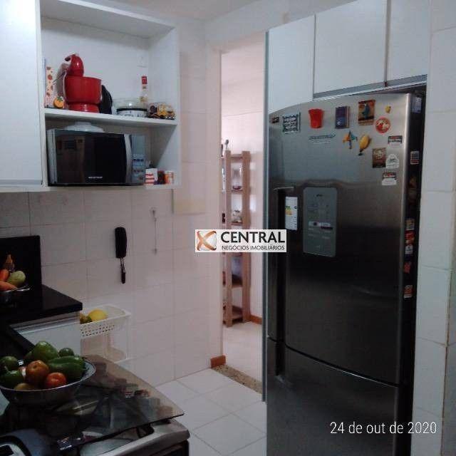 Apartamento com 3 dormitórios à venda, 76 m² por R$ 460.000,00 - Patamares - Salvador/BA - Foto 5