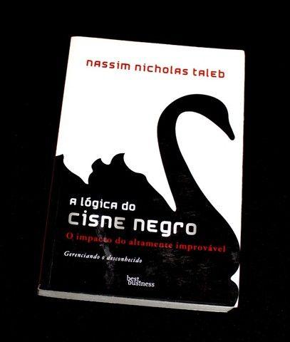 Livro A lógica do Cisne negro
