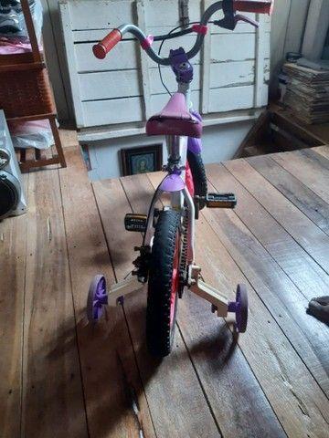 Bicicleta Infantil Menina - Foto 3