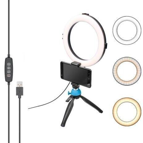 Ring Com suporte de celular  - Foto 2