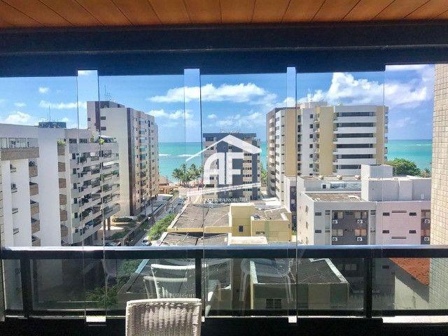 Cobertura duplex com vista permanente para o mar na Jatiúca - Foto 10