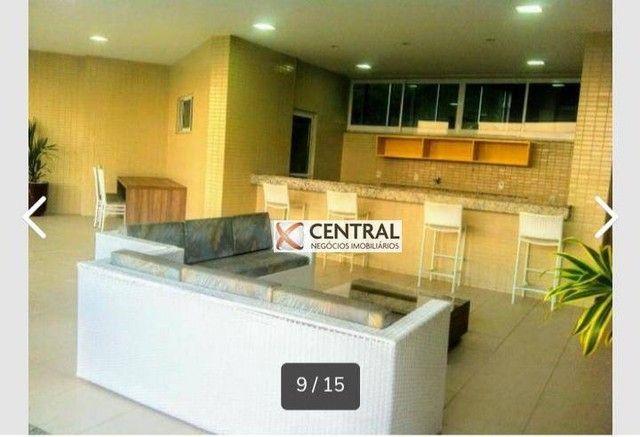 Apartamento com 1 dormitório à venda, 61 m² por R$ 375.000,00 - Patamares - Salvador/BA - Foto 4