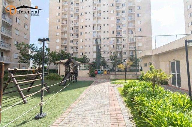 Apartamento com 3 dormitórios à venda, 62 m² por R$ 320.000,00 - Fanny - Curitiba/PR - Foto 16