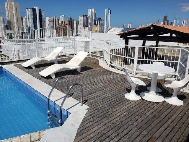 Flat em Manaíra para aluguel contrato anual ou temporada - condições na descrição. - Foto 11