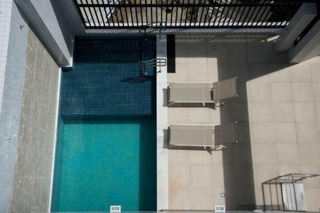 (L)Apartamento 2 quartos no Centro de Casa Amarela Confira, andar alto - Foto 11