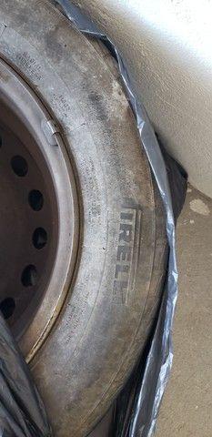 Rodas ferro Aro 15 - Foto 2