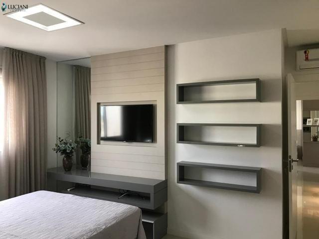 Magnífico Apartamento Mobiliado com 03 Suítes no Centro de Balneário Camboriú! - Foto 12