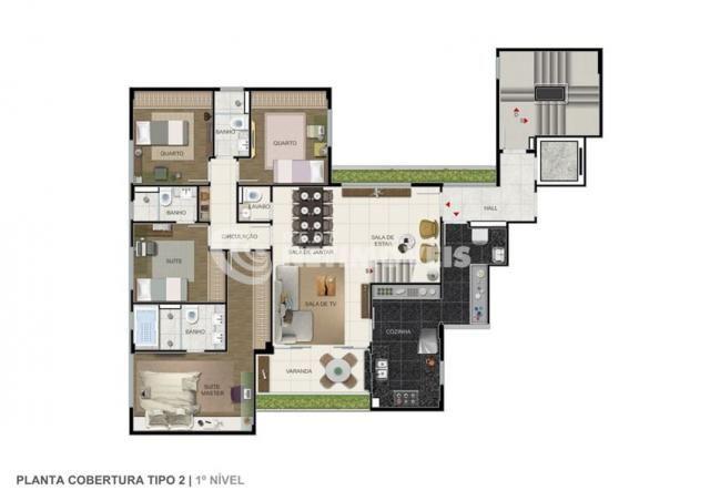 Apartamento à venda com 4 dormitórios em Ouro preto, Belo horizonte cod:641691 - Foto 19