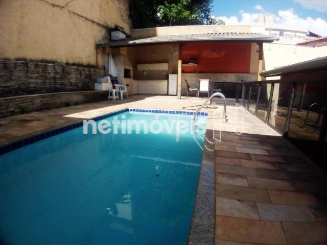 Casa à venda com 5 dormitórios em Dona clara, Belo horizonte cod:740521 - Foto 2