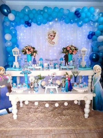 Venda de acervo de decoração de festa - Foto 2