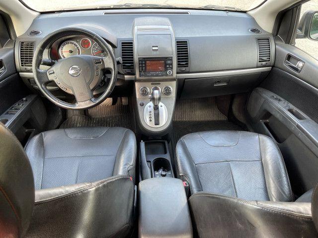 Sentra 2013 automático S  série especial  - Foto 6