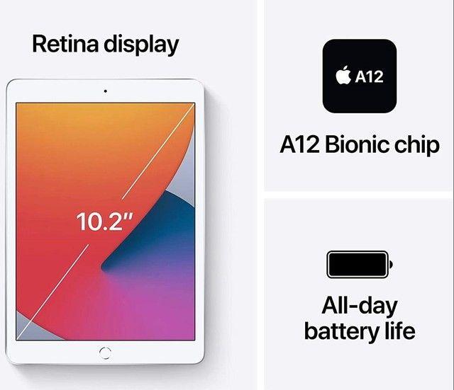 Apple IPad 128GB 10x sem juros - Foto 4