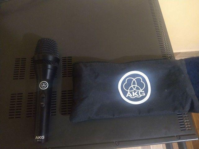 Microfone AKG p3s - Foto 2