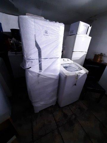 Refrigerador eletrolux 110v gelo seco entrego  - Foto 5