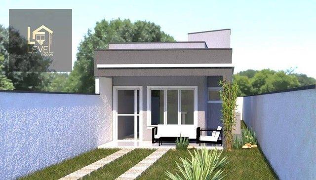 Casa com 2 dormitórios à venda, 77 m² por R$ 163.000,00 - Lt Parque Veraneio - Aquiraz/CE - Foto 4