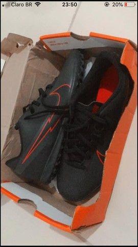 Chuteira Society Nike Mercurial - Foto 6