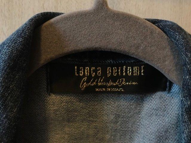 Colete jeans Lança Perfume - Foto 3