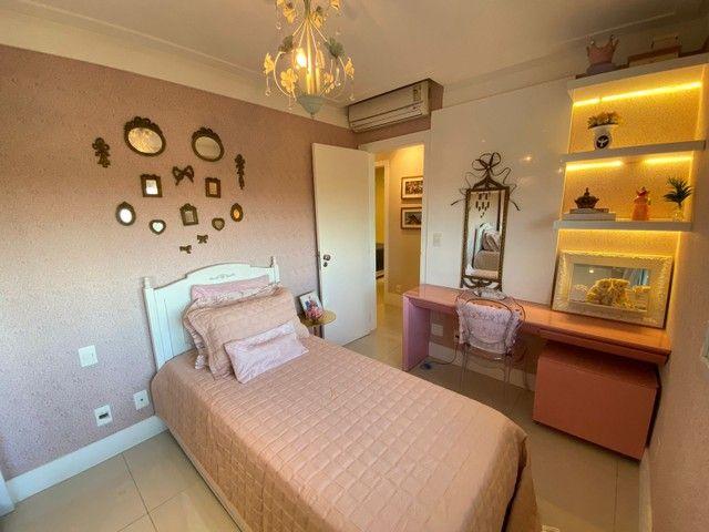 greenville etco 3 quartos Varanda Gourmet finamente decorado luxo Patamares - Foto 12