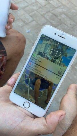 iPhone 6 64gb funcionando perfeitamente  - Foto 2