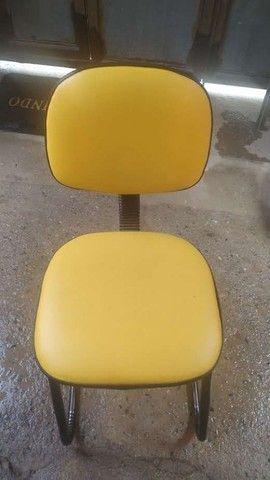 Cadeira moderna nova - Foto 2