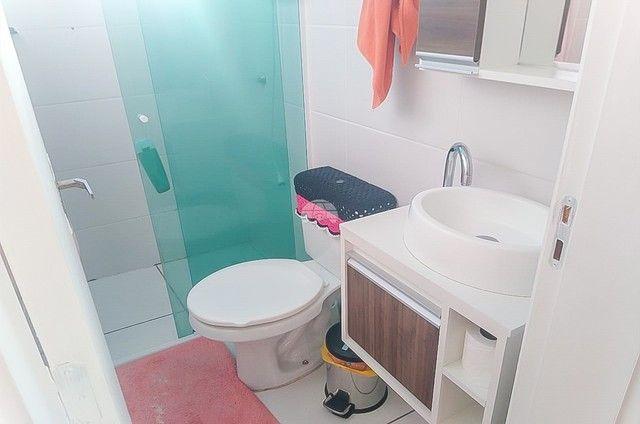 Apartamento à venda com 2 dormitórios em Jardim iruama, Campo largo cod:935942 - Foto 6
