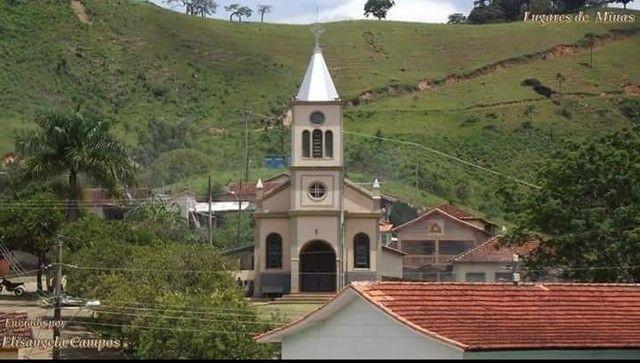 Troco  por carro, excelente casa bairro do Pedrão, em Pedralva MG - Foto 4