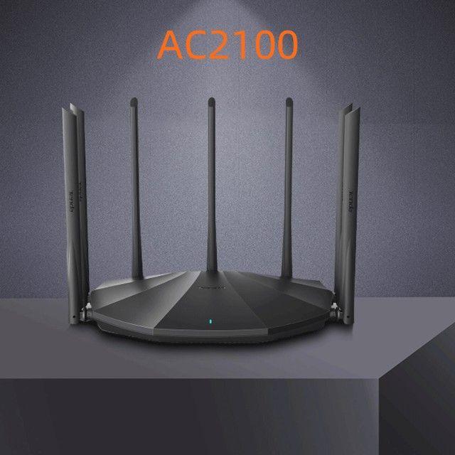 Roteador Tenda AC23 7 antenas 5G - Foto 3