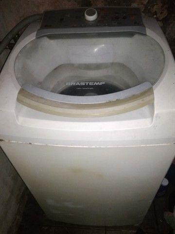 Lavadora Brastemp 9kgs ative