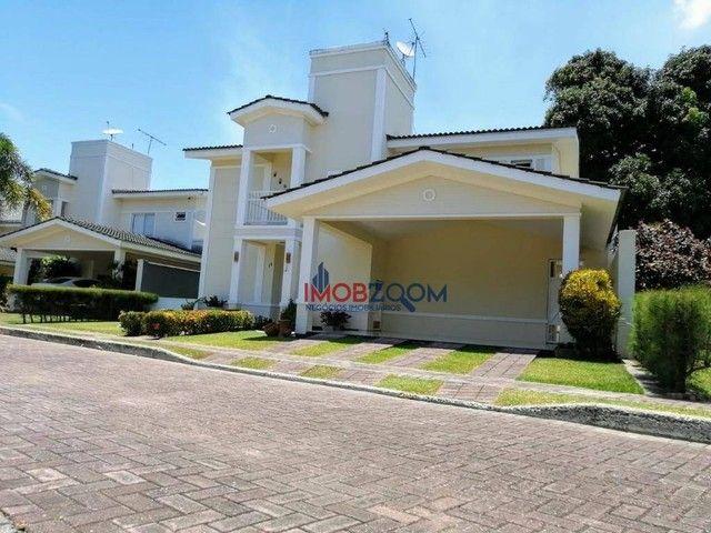 Linda casa duplex em condomínio no Eusébio - Foto 3