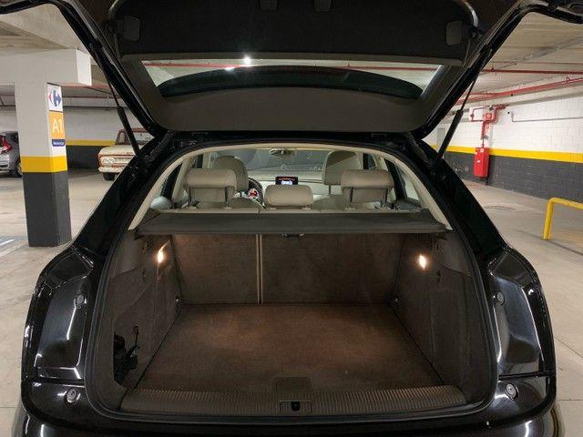Audi Q3 Ambition Quattro 2.0 211cv - 2013 -Interior Caramelo - Foto 12