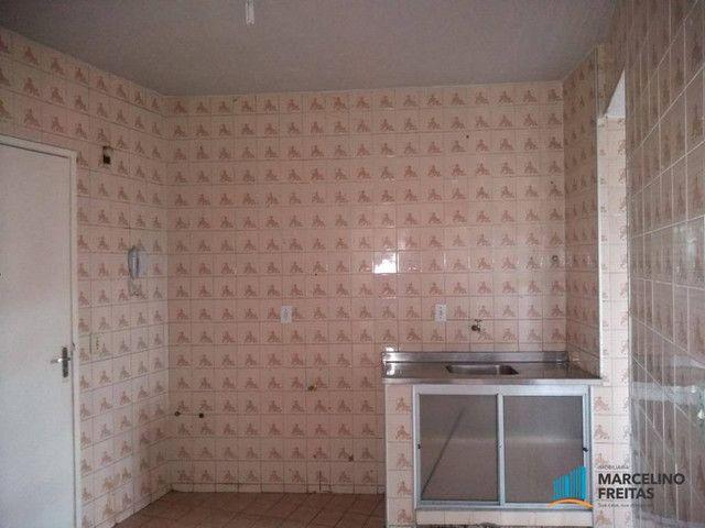 Apartamento com 3 dormitórios para alugar, 112 m² por R$ 999,00/mês - São Gerardo - Fortal - Foto 20