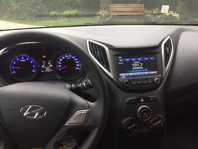 Hyundai HB20 2018 Confort Plus 1.0 pouca kilometragem  - Foto 5