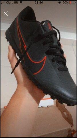 Chuteira Society Nike Mercurial - Foto 5