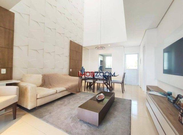 Casa com 3 dormitórios à venda, 97 m² por R$ 319.000,00 - Jacunda - Aquiraz/CE - Foto 8