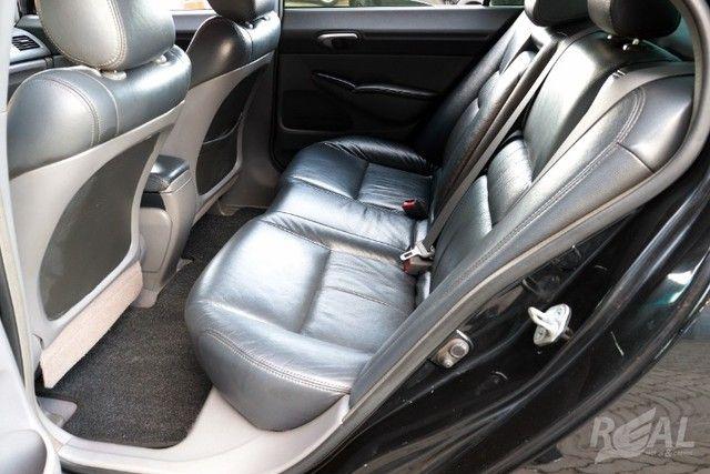 Honda Civic LXS 1.8 Automático Flex Financia Até 60X Com Apenas 5 Mil De Entrada - Foto 13