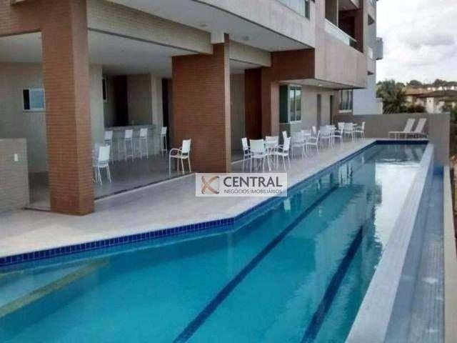 Apartamento residencial à venda, Patamares, Salvador. - Foto 4