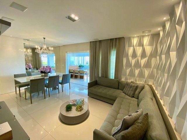 greenville etco 3 quartos Varanda Gourmet finamente decorado luxo Patamares - Foto 2