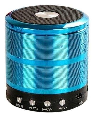 Caixa De Som Portatil Bluetooth Usb Alto-falante Lt-133bt - Foto 2