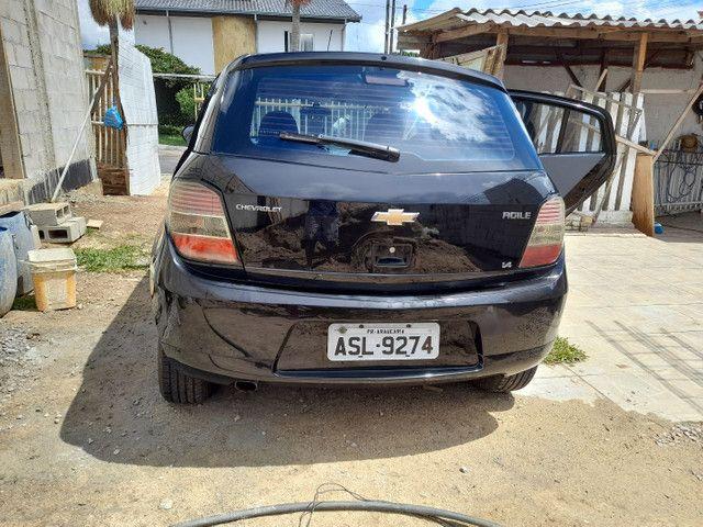 GM Chevrolet Agile 1.4 2010 LT - Foto 10