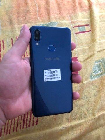 Samsung A10s sem marca de uso - Foto 2