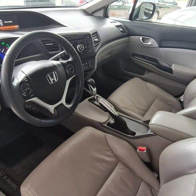 Honda Civic lxr 2.0 16 v 2016 - Foto 5