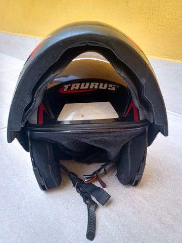 Capacete Taurus  - Foto 4