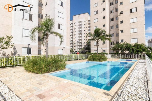 Apartamento com 3 dormitórios à venda, 62 m² por R$ 320.000,00 - Fanny - Curitiba/PR - Foto 18